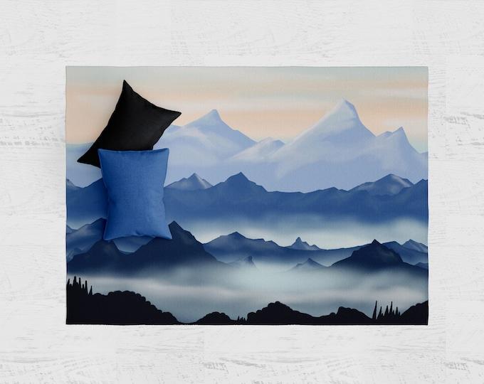 Mountainscape Rug