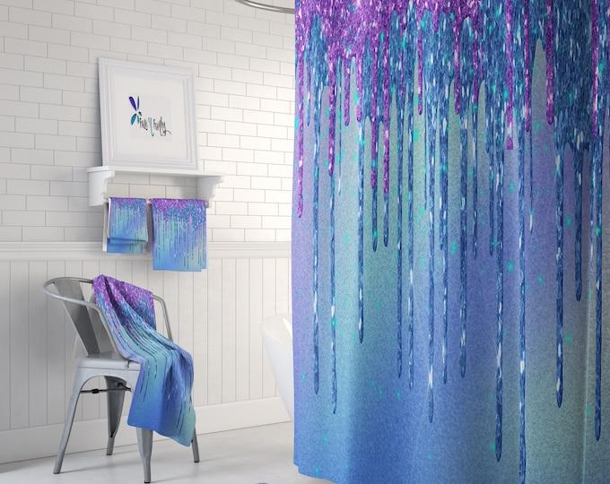 April Rains Shower Curtain Multiple Options Bathroom Decor