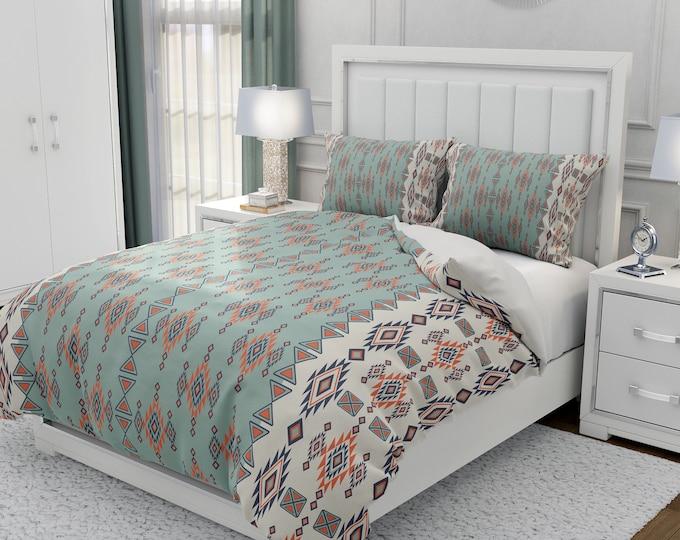Southwest Sage Bedding Set