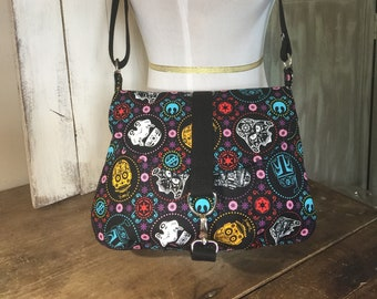 Star Wars CrossBody Bag with and Adjustable Strap