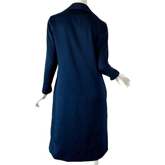 1970s Vintage Halston Dress, Silk Minimalist Mod … - image 4