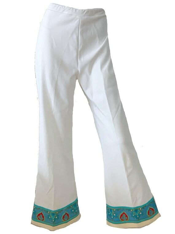 60s Vintage Mod Asian Pantsuit, Don Manuel Of Mia… - image 7