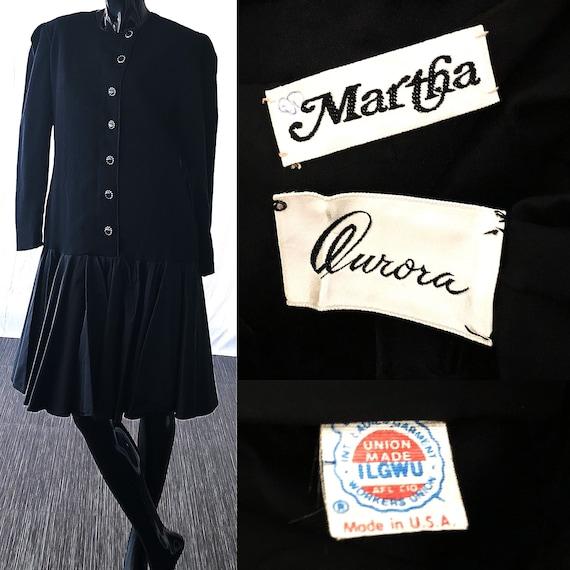 Martha Palm Beach Aurora Designer Party Cocktail Evening Dress
