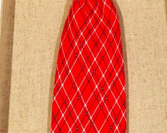 Red Pet Tie
