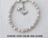 white pearls, Mother of bride, mother of groom, sister of bride, mother gift, mother present, sister gift, sister present, wedding jewelry