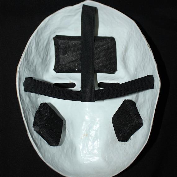 1 1 Scale Halloween Costume Death Race Mask Death Race Etsy