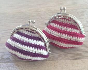 Crochet Penny Purse