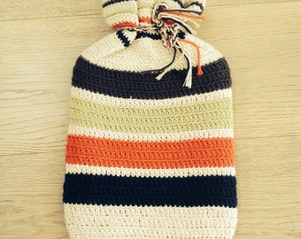 Hot Water Bottle Cover Pattern *INSTANT DOWNLOAD*