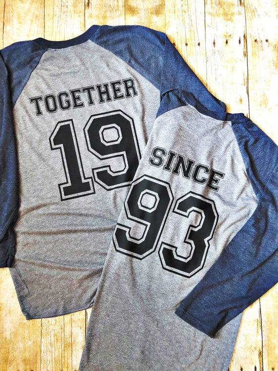 Personalized Couples Shirts by Etsy