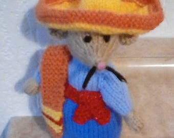 Pancho, the Mexican Mouse