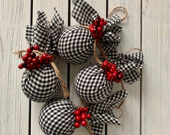 Etsy Christmas Ornaments.Country Christmas Etsy