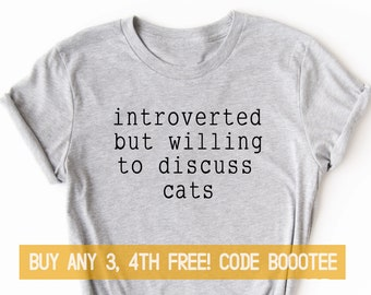 Cat Hair is Lonely People Adult Short Sleeve T-Shirt