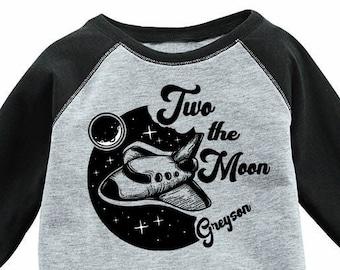 6d77701bf Kids moon shirt