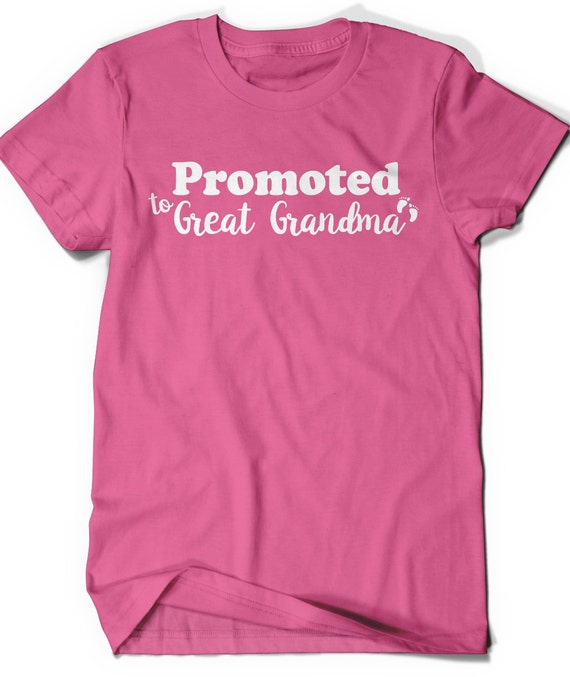 Womens The Best Mothers Get Promoted To Grandmas Tshirt Cute Mothers Day Tee