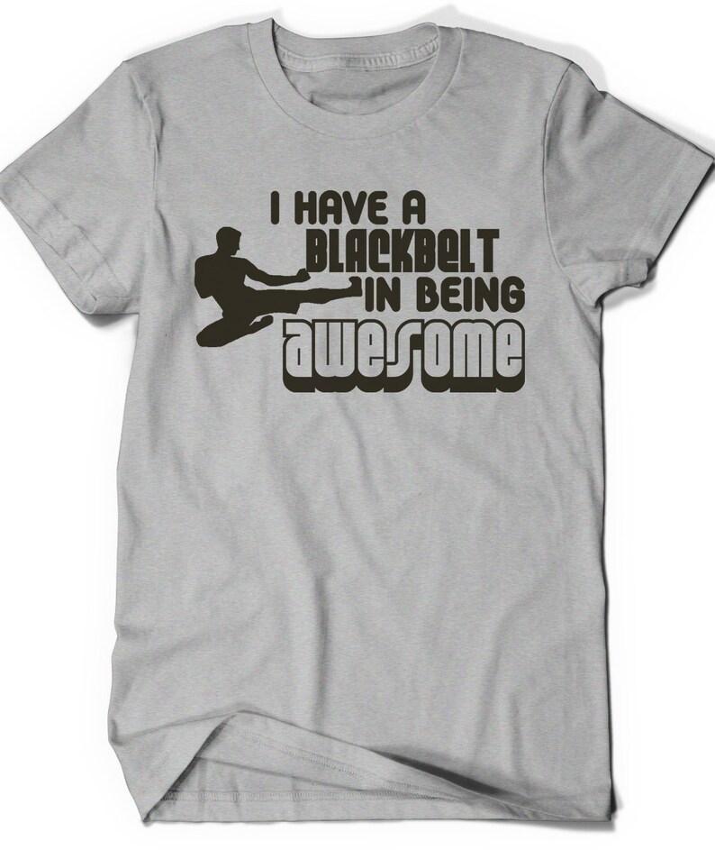 c8fc7b100 Funny Shirt Awesome Karate T-shirt T Shirt Ladies Womens Mens | Etsy