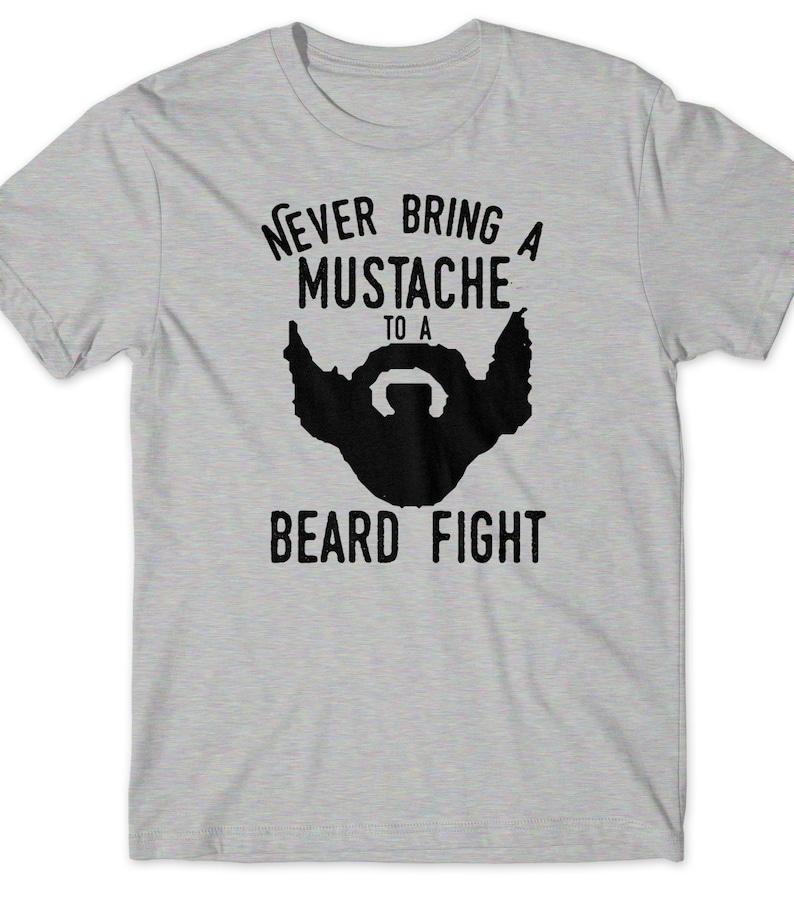 b10a80bd81 Fathers Day Shirt Funny Beard T Shirt Tee Humor Slogan Mens | Etsy