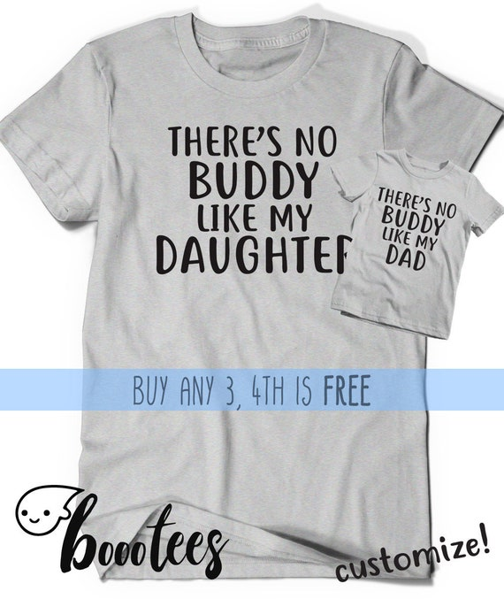 d9d07ca1 Fathers Day Gift for Dad Matching Daddy Baby Shirts
