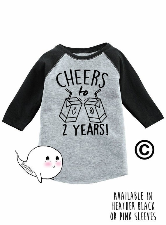 2nd Birthday Shirt Adults Kids Toddler T Tee Second