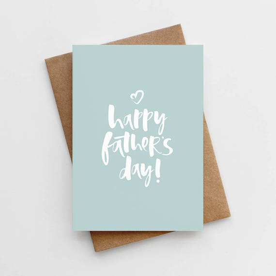 Vatertag Karte Für Papa Karte Für Papa Vatertag Papas Etsy