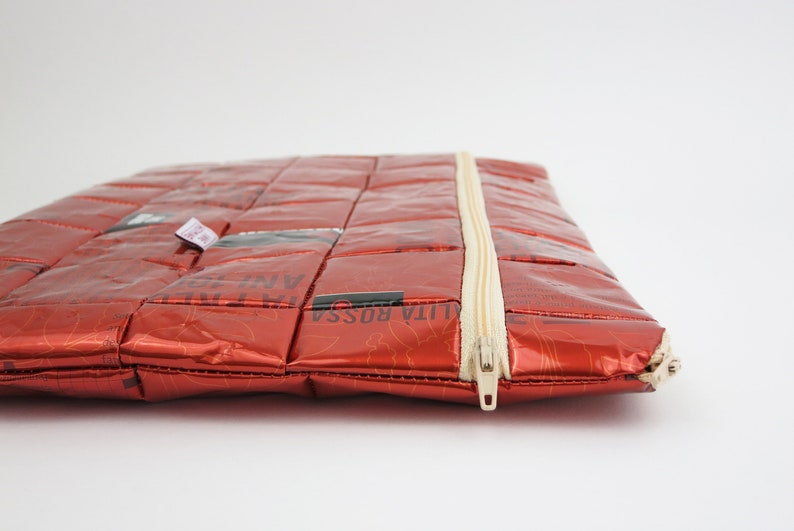 eco Laptop Case 16 red recycled MacBook Air Case 13 laptop Laptop Case 13 sustainable vegan MacBook Pro 13 case MacBook Pro 15