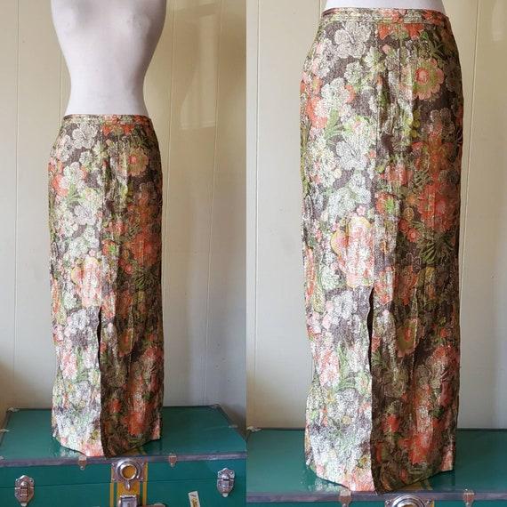 Vintage Jaslene Maxi Skirt 3