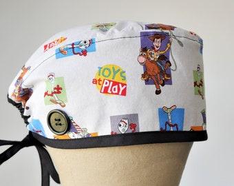 Toy Story Scrub Cap