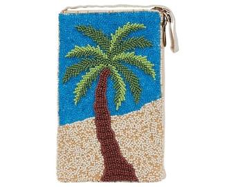 Tropical Palm Club Bag