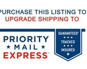 Priority Mail Express - 1 to 2 Day Delivery USPS