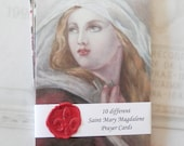 Prayer Cards - Saint Mary Magdalene Prayer Cards — Set 1