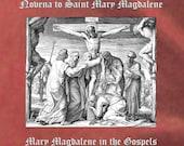Book - Novena to Saint Mary Magdalene / Mary Magdalene in the Gospels