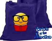 Articles Similaires A Lecture Emoji Tote Bag Emoji Avec
