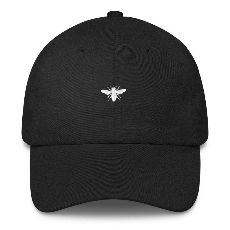1faf9c091 Bumble Bee Dad Hat • Women's Bee Hat • Tumblr Dad Hat • Bee Hat ««« PF00 «