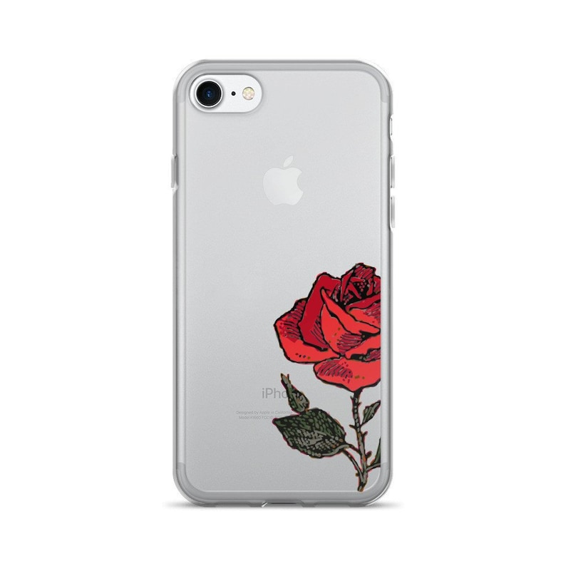 Rose iPhone Case Floral iPhone 7 Case Roses iPhone 6 Case  0562a31328