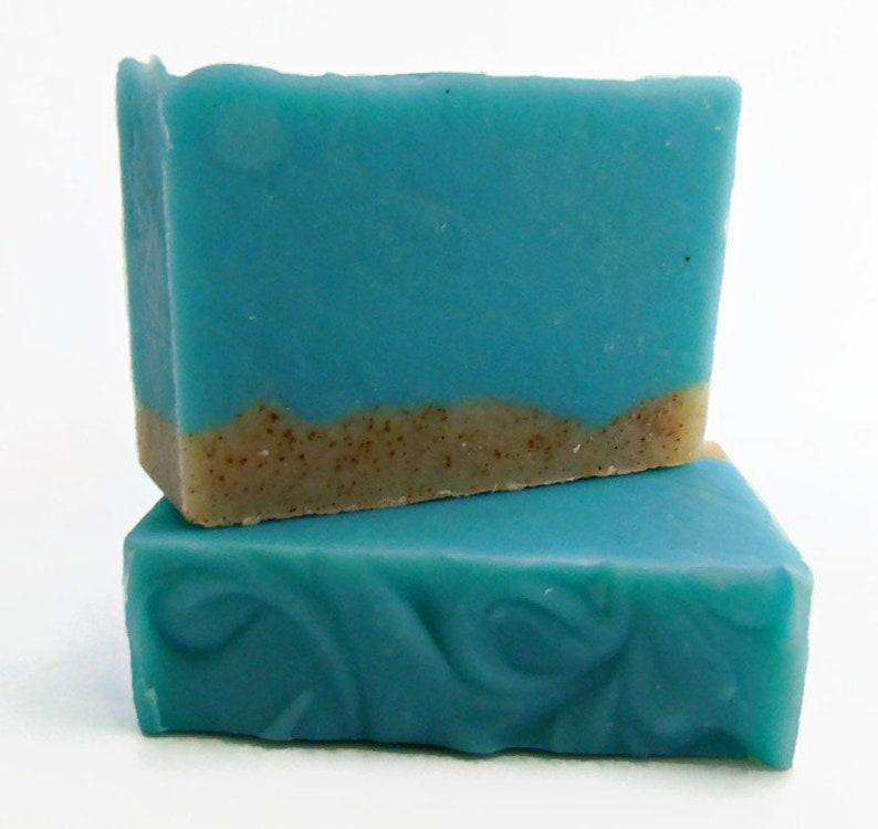 Beach Soap Summer Fragrance Sun and Sand Beach House Soap image 0