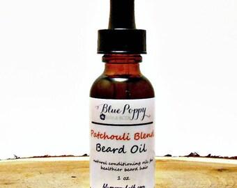 Patchouli Beard Oil