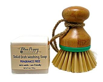 Dish Washing Soap Block, Eco Friendly Zero Waste Product