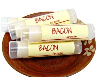 Bacon Lip Balm, Bacon Lover Gift for Dad