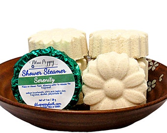 Shower Steamers Spa Collection 3 Pack Aromatherapy Relaxation Gift