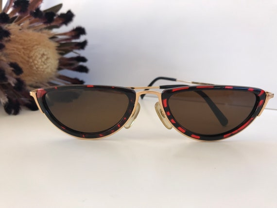Tiny Sunglasses Retro - EDM Festival Sunglasses -