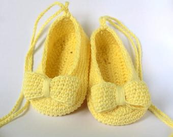 Ballerina  yellow