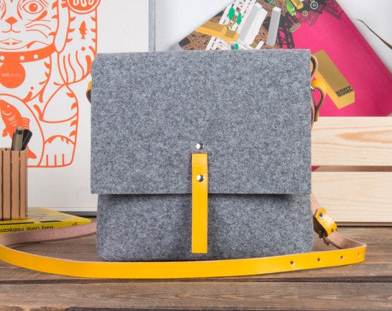 Yellow crossbody handbag ,Over body bag, Leather bag for ladies, Cosmopolitan purse, cute messenger bags