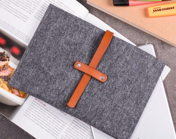 felt tablet case, ipad case, ipad pro case, boyfriend gift, samsung tablet case, best friend gift, felt ipad sleeve, custom size laptop case