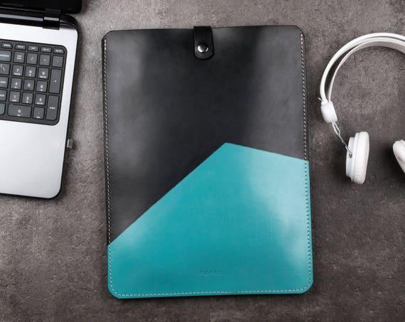 Leather laptop sleeve 15.6, macbook case, macbook pro 15 case, laptop case, macbook air case, macbook pro 13 case, macbook air 13 case
