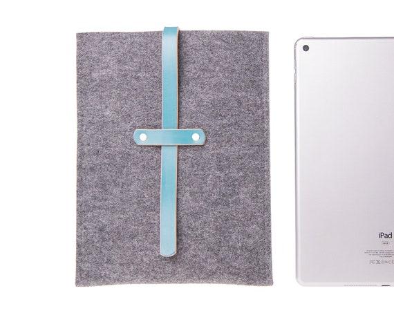 Ipad pro 12.9 case, iPad pro case, custom name, leather ipad pro 10.5 case, ipad air, felt ipad case with keyboard, ipad cover