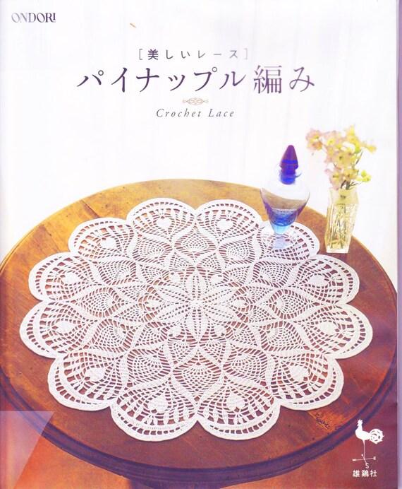 30 Crochet lace patterns crochet doily Elegant Crochet | Etsy