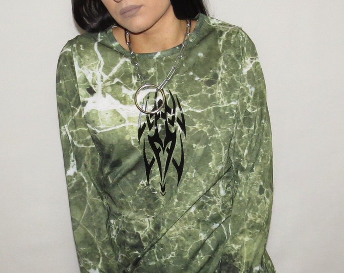 GRIMES long sleeve T