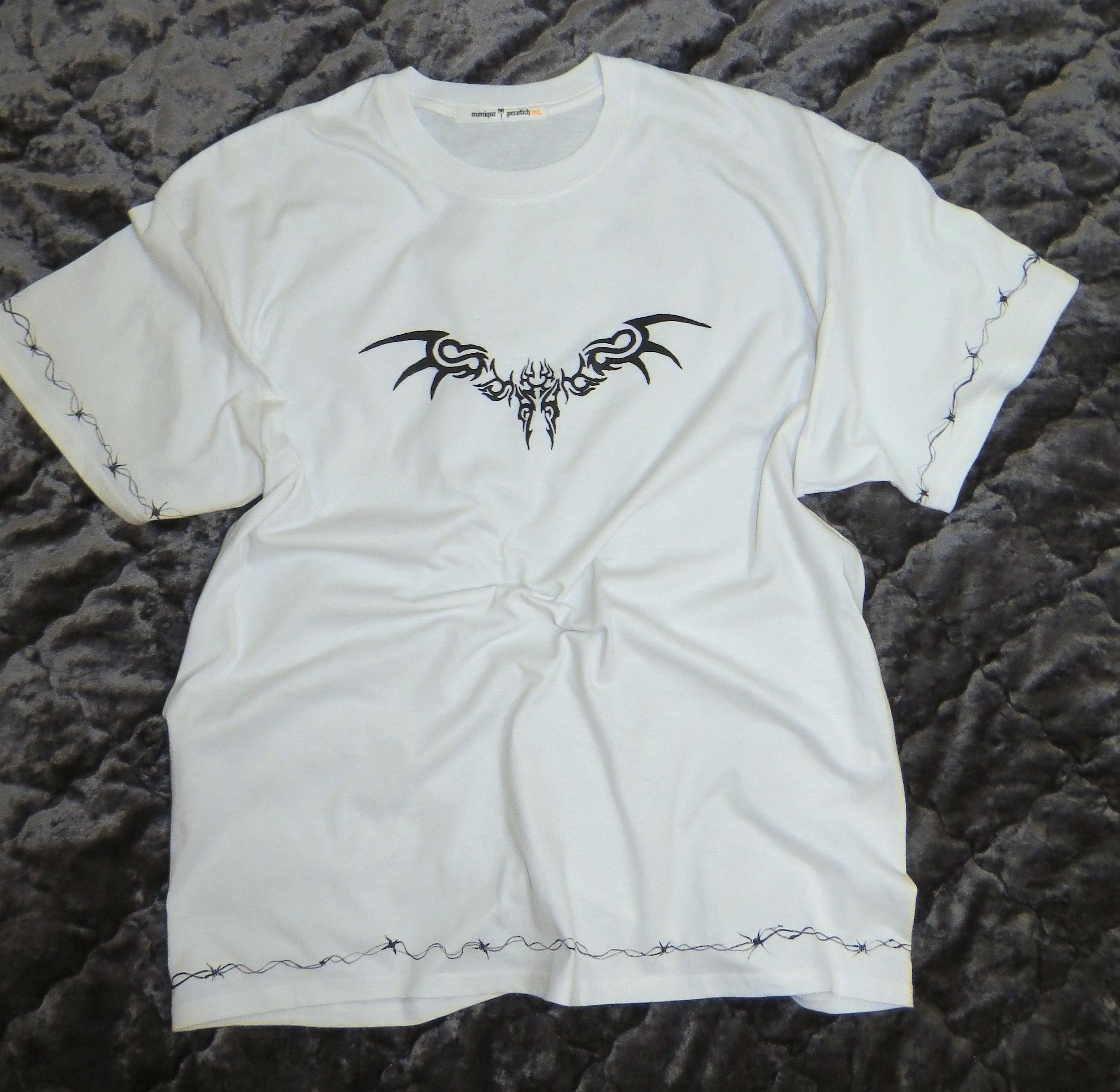BARBED WIRE ANG3L~~#~~~#~ T-shirt