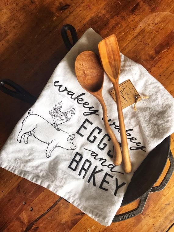 Bacon Lover tea towel
