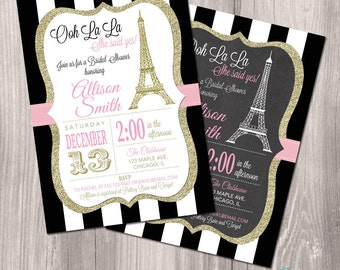 browse more items from etsy paris bridal shower