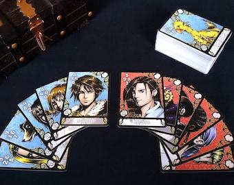 FFVIII Triple Triad Full Card Set